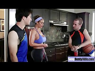 Sexy Busty Mommy (eva notty) Enjoy Hardcore Bang video-14