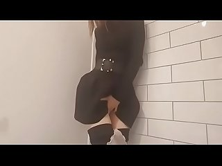 In pantyhose nylon stockings foot Fetish handjob sex porn