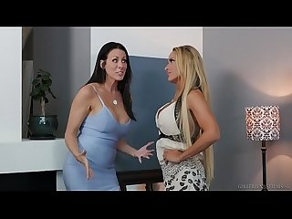 Lesbian american matures reagan foxx and tegan james