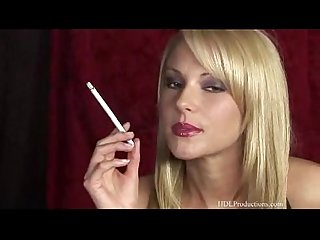 Samantha ryan smoking fetish at dragginladies