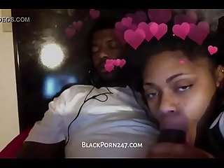 Who is this and whats the name of this full vid blackporn247com