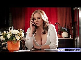 Julia ann sexy mommy with big round boobs enjoy sex movie 13