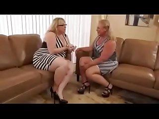Interracial BBW pussybandit