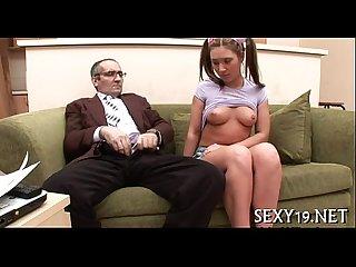 Youthful playgirl having wild fucking