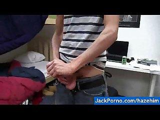 Hazehim gay fraternity fuck clip03