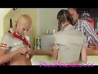 Domace kamperice srpski porno film
