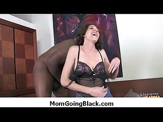 Huge black monster cock fucks white wet pussy 19