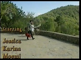 Versautes ferienhaus 1993 with tiziana redford aka Gina colany