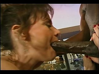 Interracial bbc anal skinny swinger