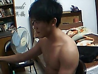 Chinese Twink Jerk Off 2