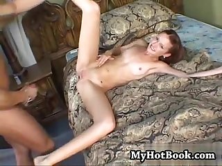Hailey young is A petite and saucy Milf who knows