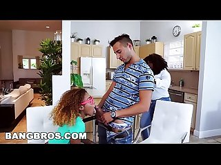 Bangbros kendall woods fucks the tutor on brown bunnies bkb16016