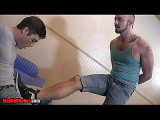 Neighbor blackmail jessie colter lance hart foot fetish footjob