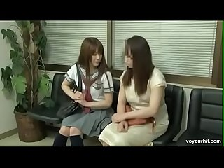 Japanese school girl with doctor more video go to lavyta com
