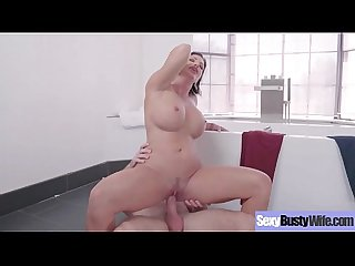 Sexy Milf lpar shay fox rpar with big round boobs enjoy intercorse clip 23