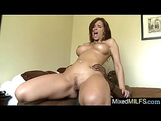 Mature Slut Lady (syren demer) Love Sex Action With Black Huge Dick Stud clip-25