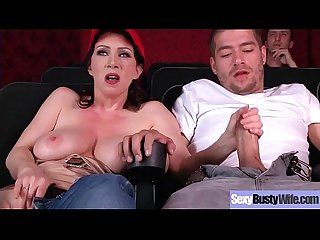 Sexy Housewife lpar rayveness rpar with big jugss nailed hardcore on cam vid 11