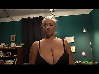Mature Busty Blonde Gets A Doctor's Dick