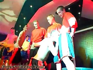 Gays sex porn Today's competition: a self-fuck dildo compete in which