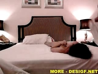 Desi couple having sex in hotel