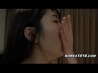 Fucking a horny Korean office worker