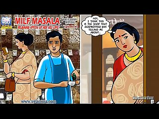 Velamma Episode 67 - Milf Masala � Velamma Spices up her Sex Life!