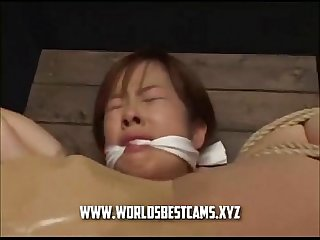 Hot japanese girl tied and tortured on live show www worldsbestcams xyz