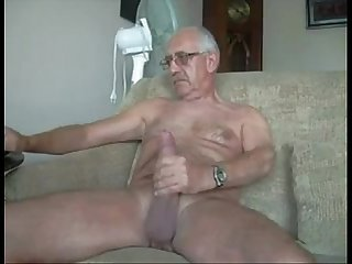 Velhote pauzudo big cock old man