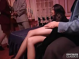 Private Classics, Anal Orgy
