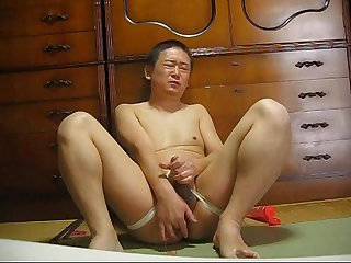Japanese gay masturbation vol 7