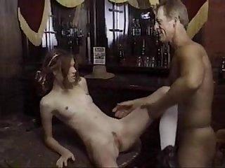 Ashley gets fucked Cowboy style