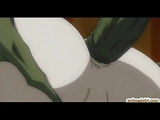 Japanese anime hot anal sex