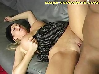 Interracial huge creampie