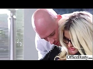 Sex in office with busty slut nasty girl video 17