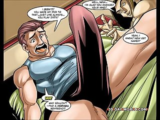Flamboyant four gay superhero animated comics
