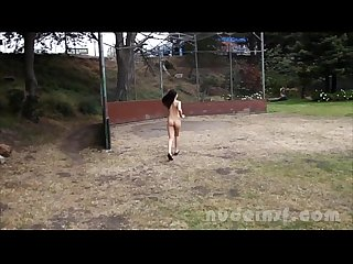 Nude in san francisco colon sasha yung jogs around a park naked in public