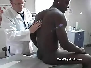 Eligio Bishop Starring As Tyrese In College Athletic Physical Exam