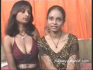 Indian Lesbian Slumber Party