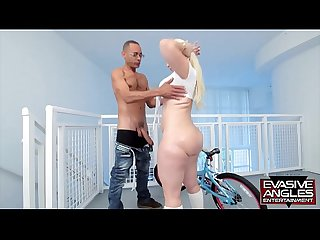 EVASIVE ANGLES Big Butt Latin Girls On Bikes 1 SC 1