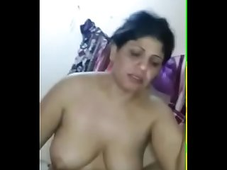 Clean Shave Cunt Desi Bhabhi Doing Anal Sex.MP4