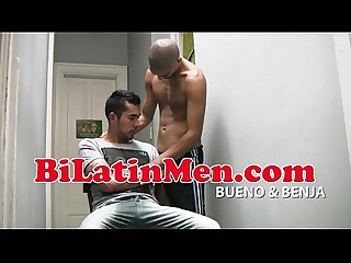 Soccer player seduces his friend