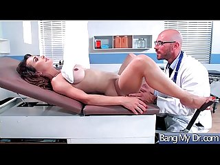 Hard style Sex adventures with doctor and Hot patient lpar cytherea rpar Video 11