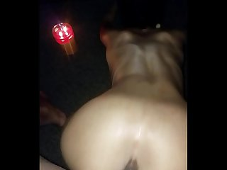 Lil latina pussy worshipping the bbc