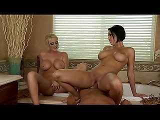 Dylan ryder and sophie dee threesome
