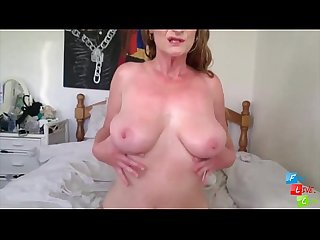 Dirty talking mature Ruby Rockit with a British accent