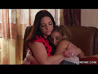 My step daughter had a wet dream! - Mindi Mink and Moka Mora