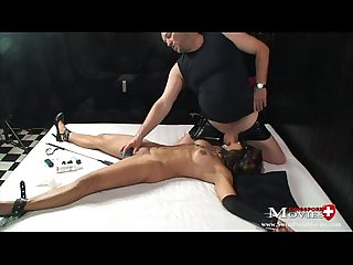 Student Xenia 22y. used as a Sex-Slave�