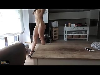 Sexy fitness girl fucksexi chica fitness follada