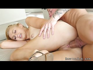 Bald Pussy And BigAss Blonde Rough Fucked - Alexa Grace