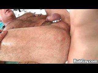 Rubgay bear Wrestling